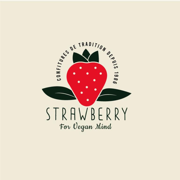 strawberry-by-vegan-mind