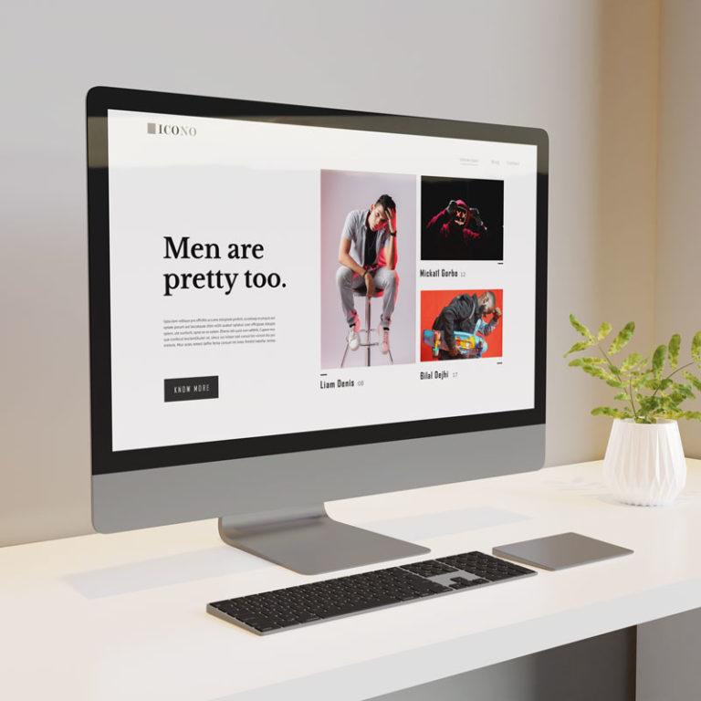 site-men